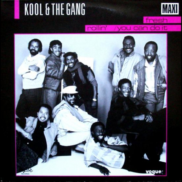 Kool & The Gang* Kool And The Gang - Jungle Boogie