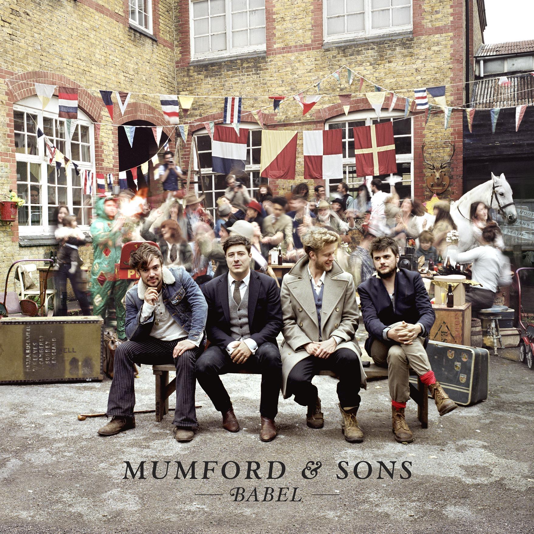 MUMFORD  SONS sur Virage Radio