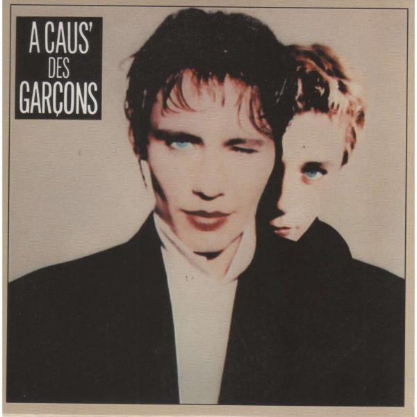 A CAUS' DES GARCONS sur M Radio