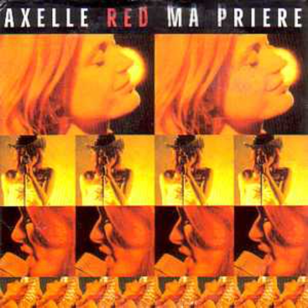 AXELLE RED sur M Radio