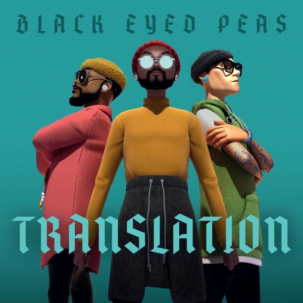 THE BLACK EYED PEAS sur Radio Espace