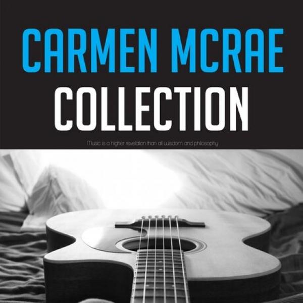 CARMEN MCRAE sur Jazz Radio