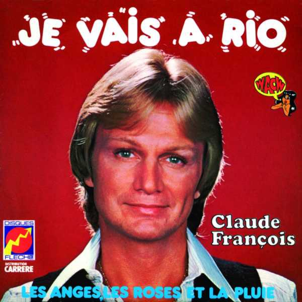 CLAUDE FRANCOIS sur M Radio