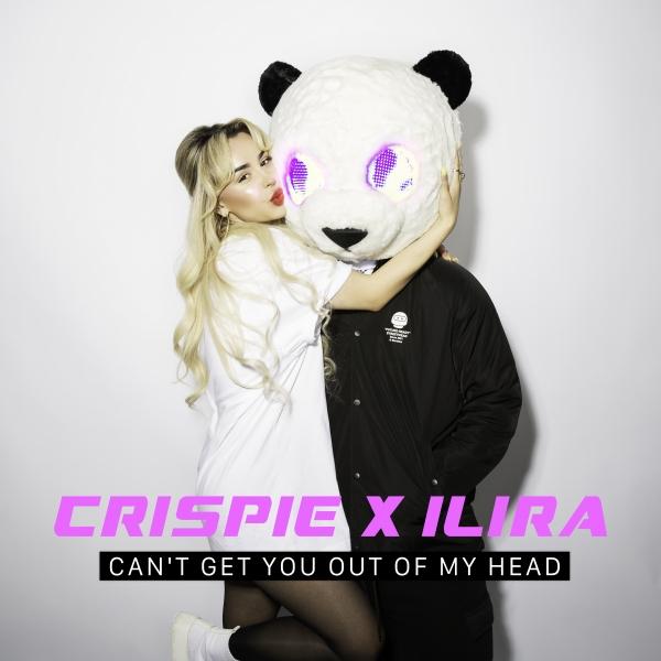 CRISPIE X ILIRA sur Radio Espace