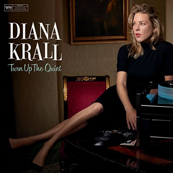 DIANA KRALL sur Jazz Radio