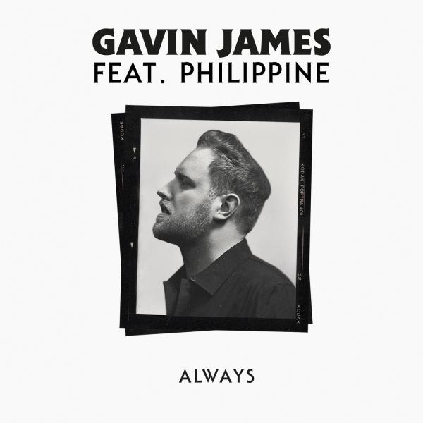 GAVIN JAMES sur ODS Radio