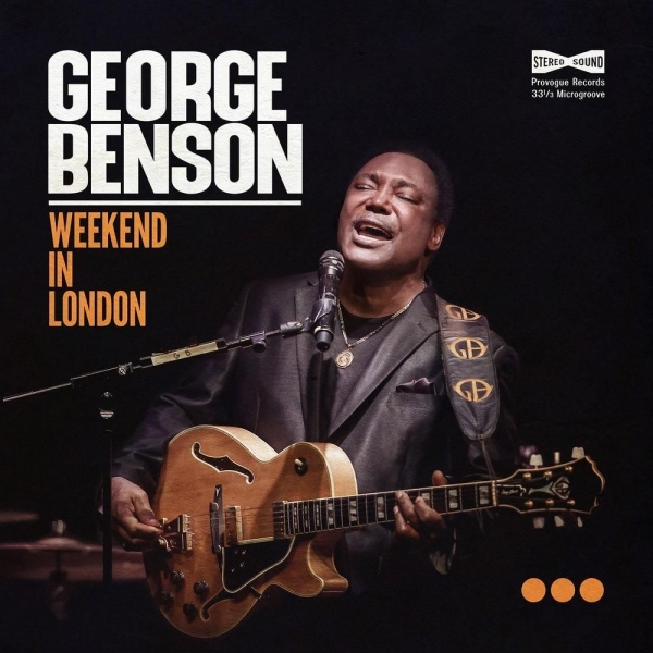 GEORGE BENSON sur Jazz Radio