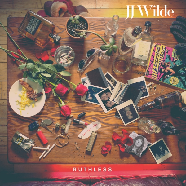 JJ WILDE sur Virage Radio