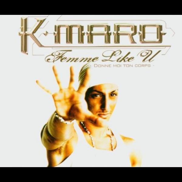 K.MARO sur M Radio