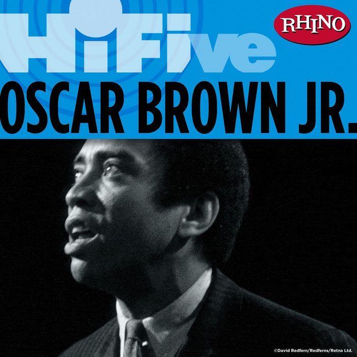 OSCAR BROWN JR. sur Jazz Radio