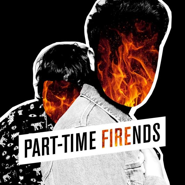 PART-TIME FRIENDS sur Virage Radio