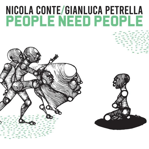 NICOLA CONTE, GIANLUCA PETRELLA sur Jazz Radio