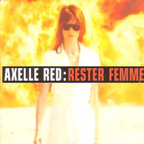 AXELLE RED sur M Radio