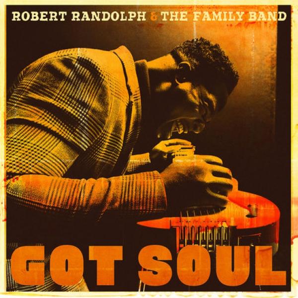 ROBERT RANDOLPH  THE FAMILY BAND sur Jazz Radio