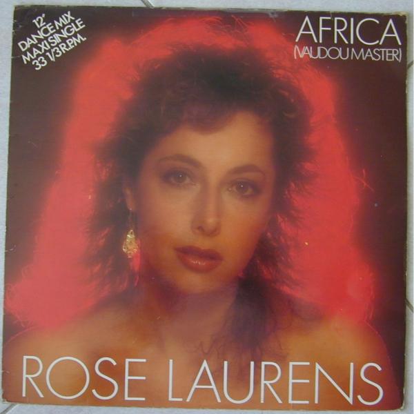 ROSE LAURENS sur M Radio
