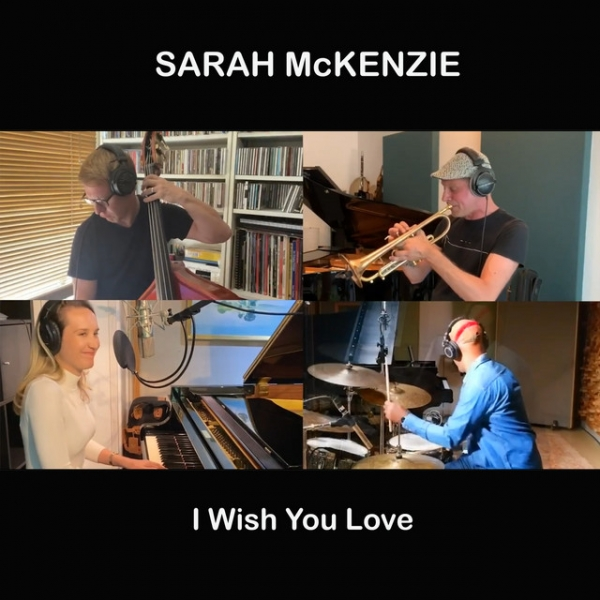 SARAH MCKENZIE sur Jazz Radio