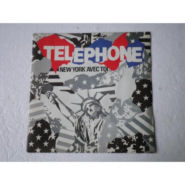 TELEPHONE sur M Radio