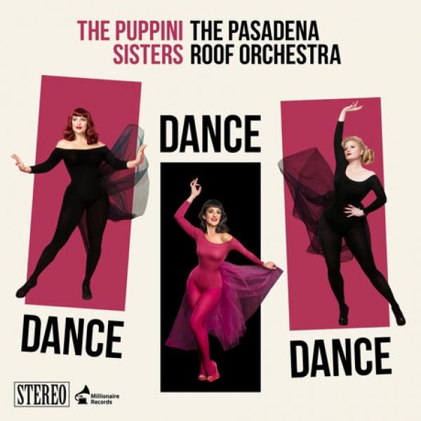 THE PUPPINI SISTERS sur Jazz Radio