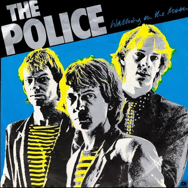 THE POLICE sur Virage Radio